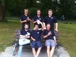 Norsk 8., 8. og 6. plass i Ungdoms-EM