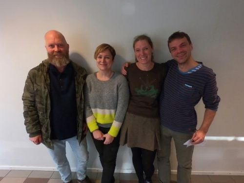 Norges mixlag til EM klart
